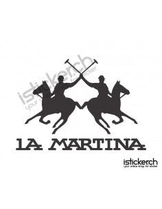 La Martina Logo 2