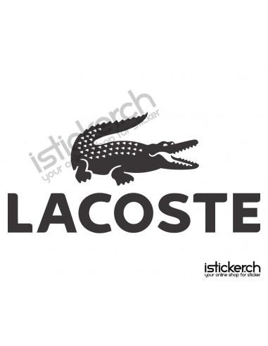 Mode Brands Lacoste Logo
