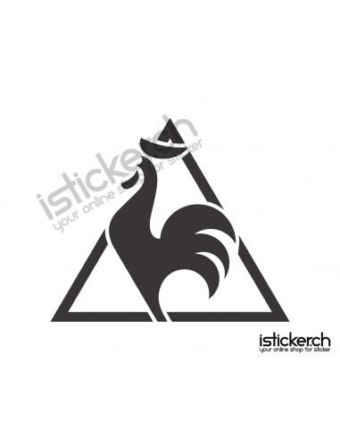 Le Coq Sportif Logo 1