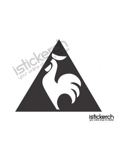 Mode Brands Le Coq Sportif Logo 2