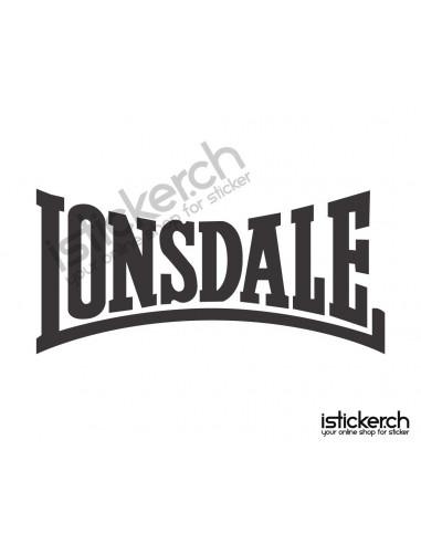 Mode Brands Lonsdale Logo 2