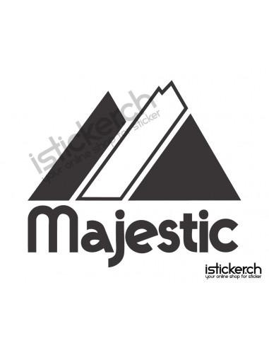 Mode Brands Majestic Logo