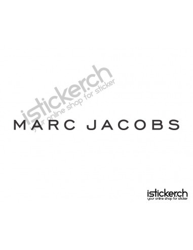 Mode Brands Marc Jacobs Logo