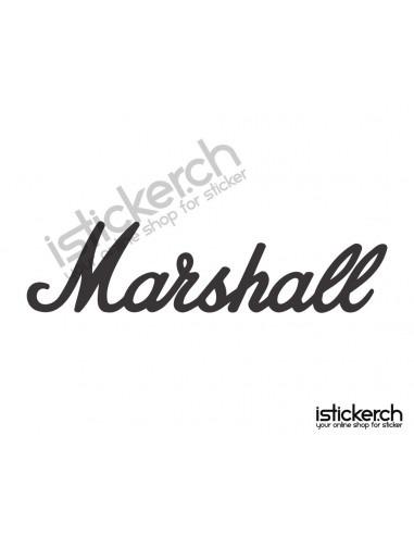 Mode Brands Marshall Logo