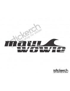 Maui Wowie Logo