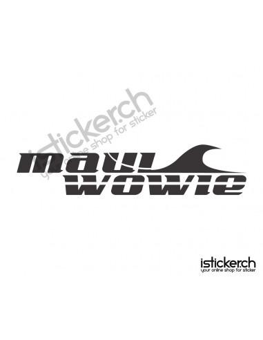 Mode Brands Maui Wowie Logo