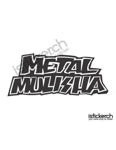 Mode Brands Metal Mulisha Logo