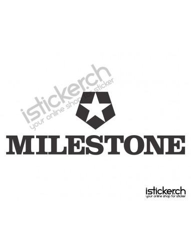 Mode Brands Milestone Logo