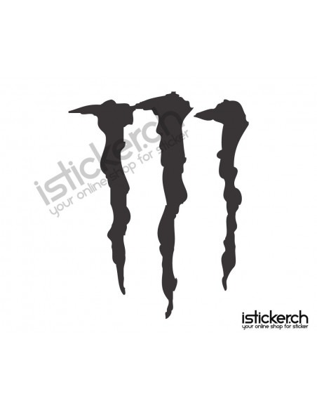 Monster Energy Logo 3