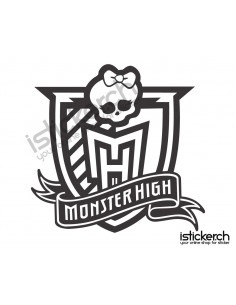Monster High Logo 3