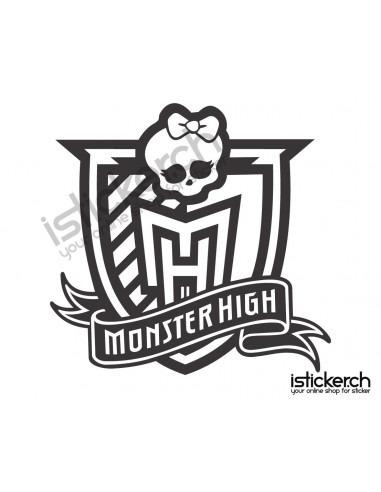Mode Brands Monster High Logo 3