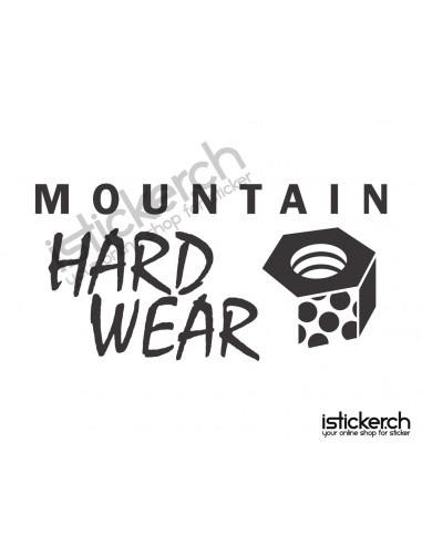 Mode Brands Mountain Hard Wear Logo