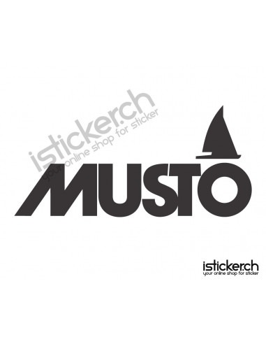 Mode Brands Musto Logo