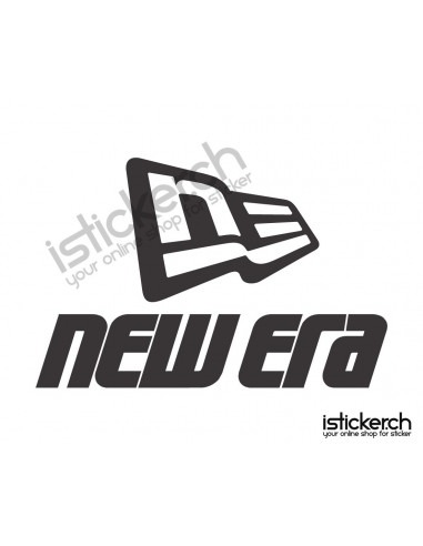 Mode Brands New Era Logo 2