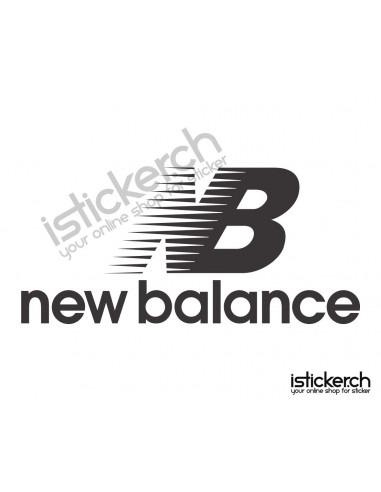 Mode Brands New Balance Logo 2