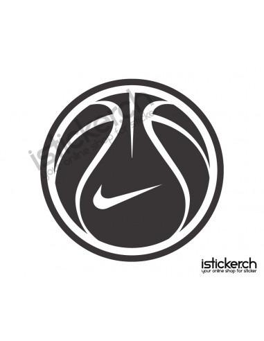 Mode Brands Nike Basketball Logo