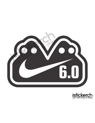 Mode Brands Nike Skate Logo