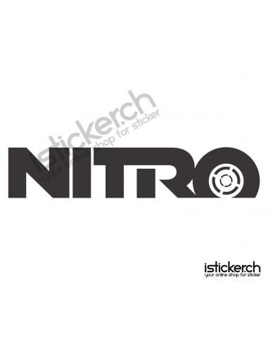 Nitro Snowboards Logo 1