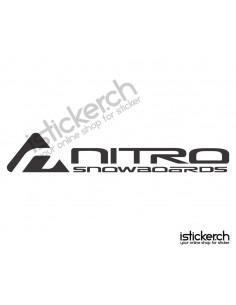 Nitro Snowboards Logo 2