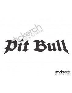 Pit Bull Logo 1