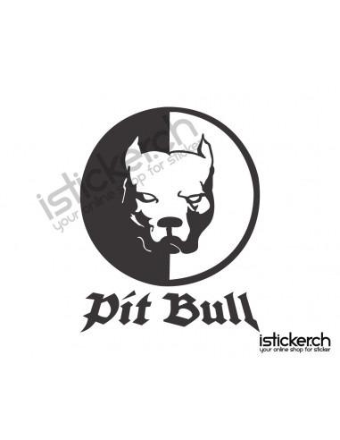 Mode Brands Pit Bull Logo 2