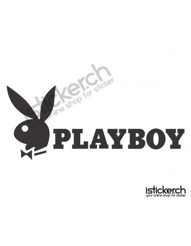 Mode Brands Playboy Logo 4