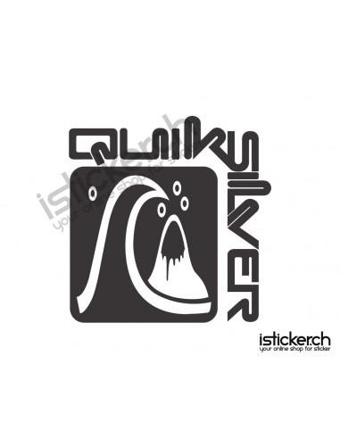 Mode Brands Ouiksilver Logo 3