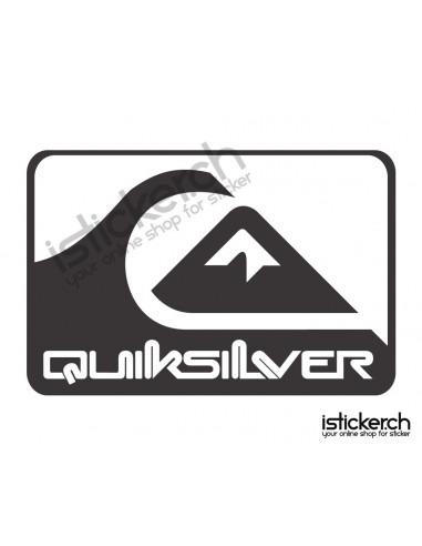 Mode Brands Ouiksilver Logo 5