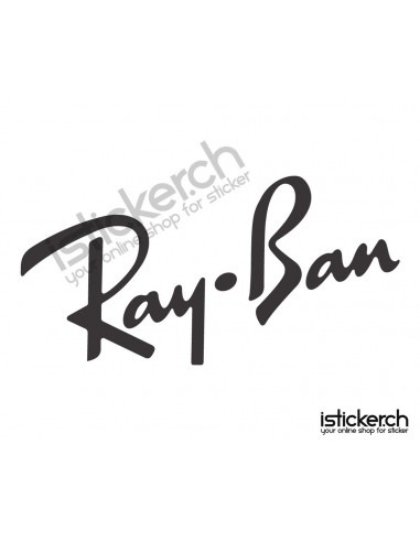 Mode Brands Ray Ban Logo