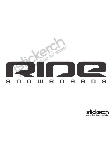 Ride Snowboards Logo