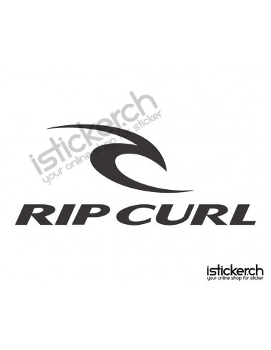 Mode Brands Rip Curl Logo 1