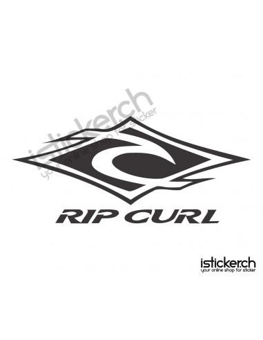 Mode Brands Rip Curl Logo 2