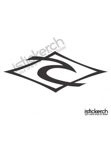 Mode Brands Rip Curl Logo 4