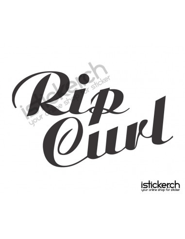 Mode Brands Rip Curl Logo 5
