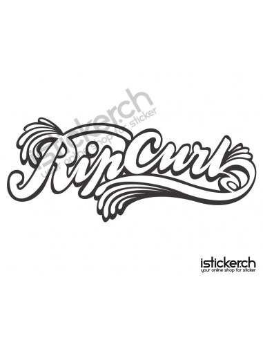 Mode Brands Rip Curl Logo 6