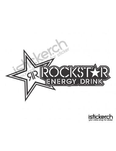 Mode Brands Rockstar Energy Logo