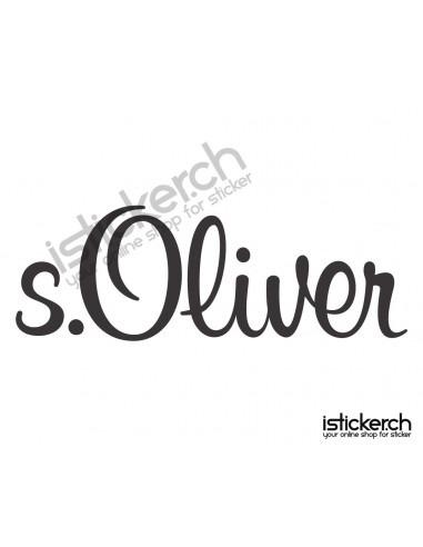 s.Oliver Logo