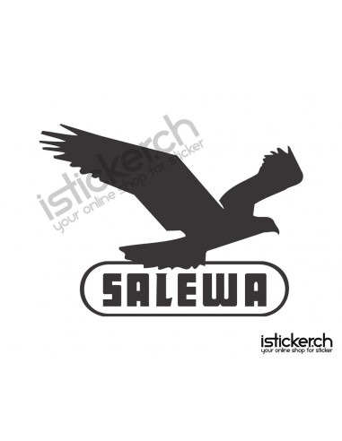 Mode Brands Salewa Logo