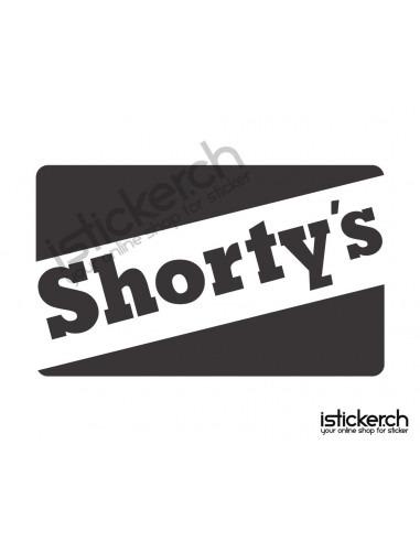 Mode Brands Shorty's Logo