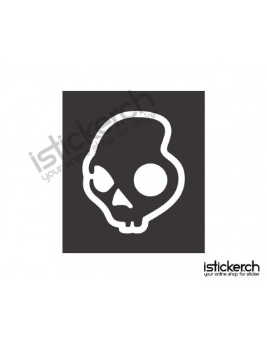 Mode Brands Skullcandy Logo 4