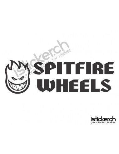 Mode Brands Spitfire Logo 3