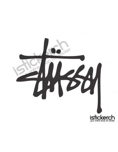 Mode Brands Stüssy Logo