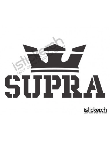 Mode Brands Supra Logo