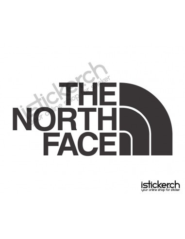 Mode Brands The North Face Logo
