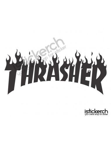 Mode Brands Trasher Logo 1