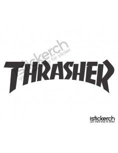 Trasher Logo 2