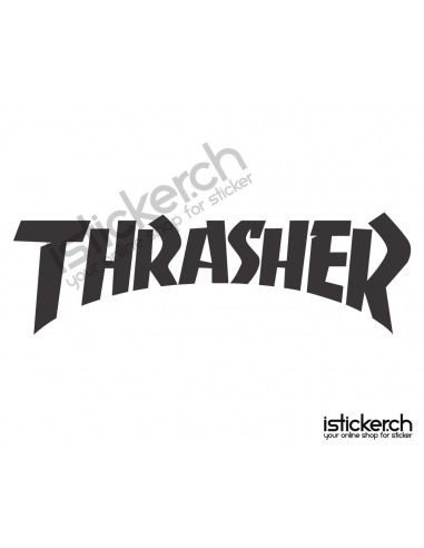Mode Brands Trasher Logo 2