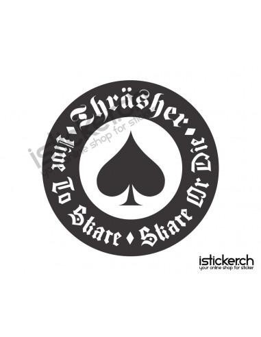 Mode Brands Trasher Logo 3