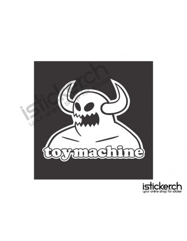 Toy Machine Logo 1