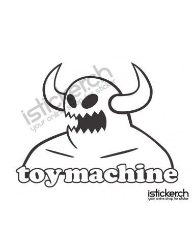 Toy Machine Logo 2